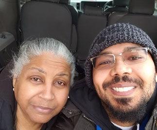Miriam Alcantara And Jordan Tavares (Family Support Center) 2