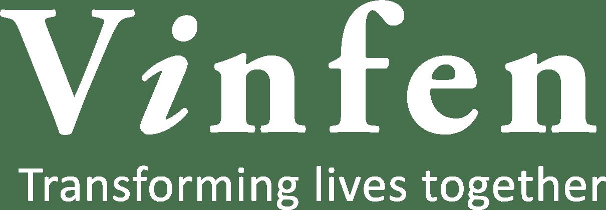 Vinfen Logo White