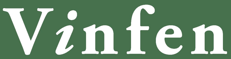 Vinfen Logo White No Tagline